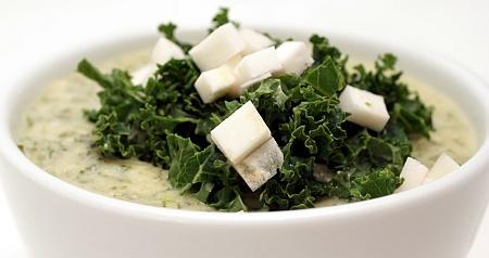 sund grønkålssuppe