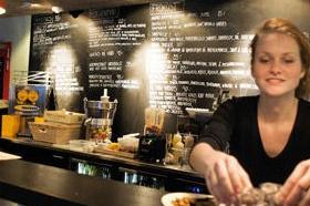 Råbar Raw Food i Århus
