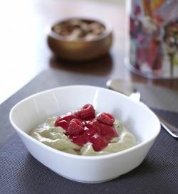 Yummi Yoghurt Rawfood Morgenmad