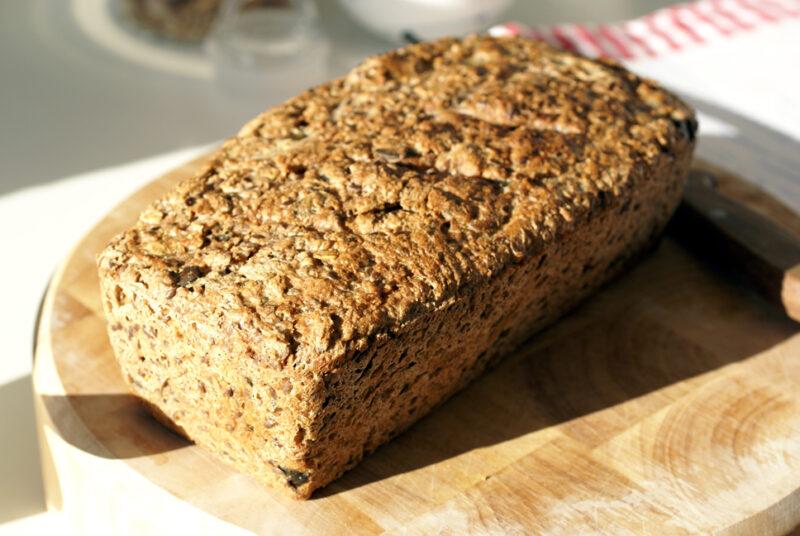 Glutenfrit Brød - Opskrift på Lækkert Glutenfrit Brød – MadforLivet.com