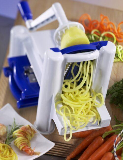 grøntsagsspaghetti