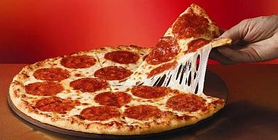 pizza grøntsag