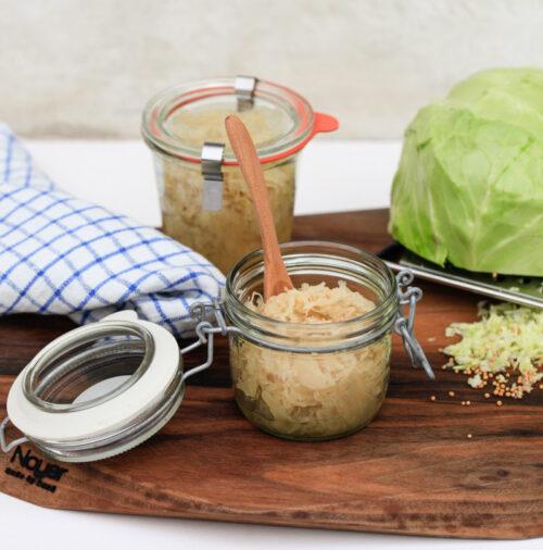 Sauerkraut eller surkål