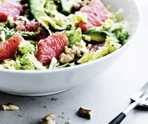 Salat med kål