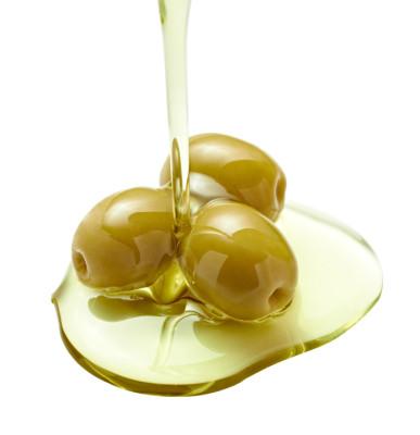 Olivenolie er sundt fedt