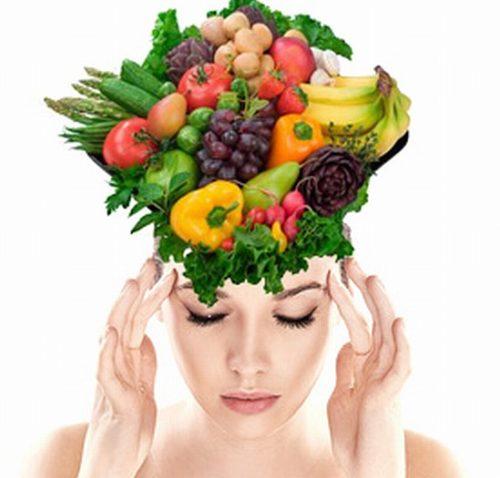 Hjerne i topform med hjernegod mad