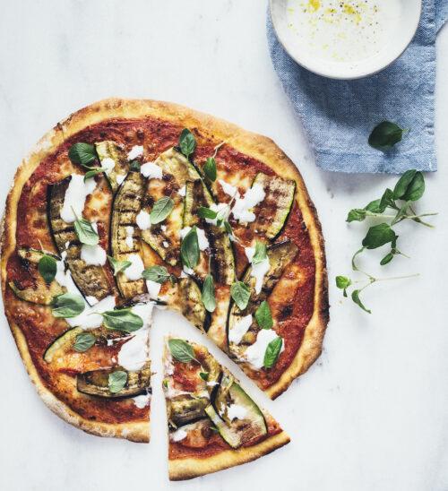 Pizza - suveræn surdejspizza