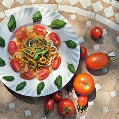 Squashspagetti