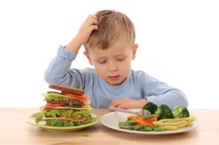 sund børnemad