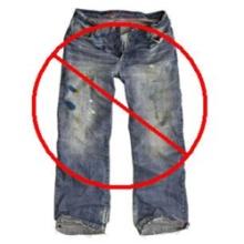 Kemikalier i jeans