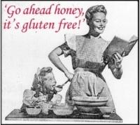 Glutenfri Gluten