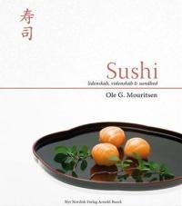 bedste sushi kogebog