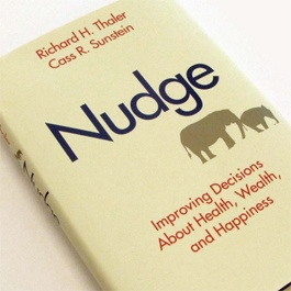 nudge richard thaler