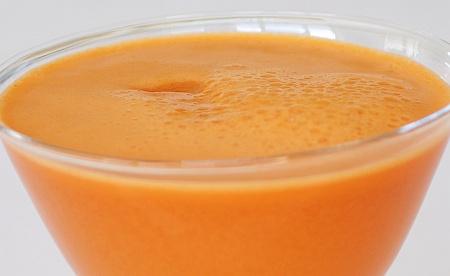 smoothie med grape og abrikos