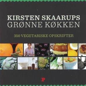 Kirsten Skaarups Grønne Køkken Bog