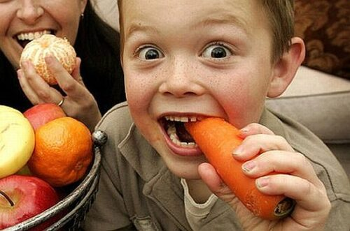 Mad til boern - Gode raad til sund mad til boern
