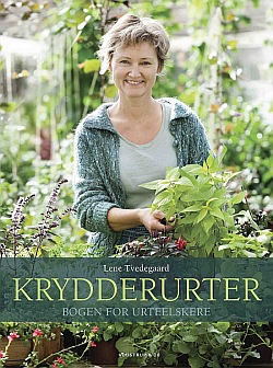 Krydderurter - ny bog om krydderurter af Lene Tvedegaard