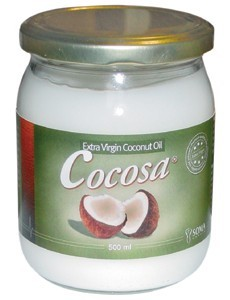 cocosa jomfrukokosolie