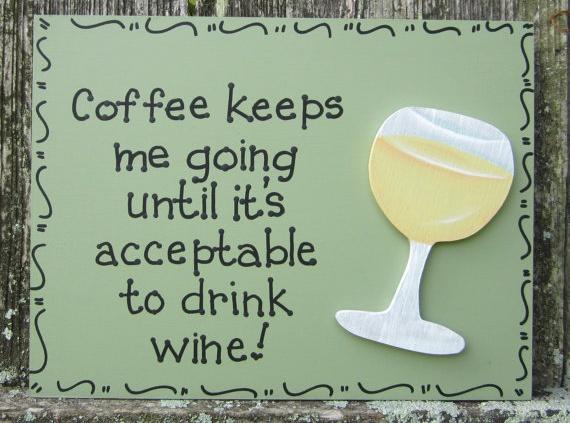kaffe og alkohol