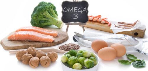 Omega 3 og kraeft