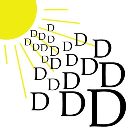 d-vitamin og depression