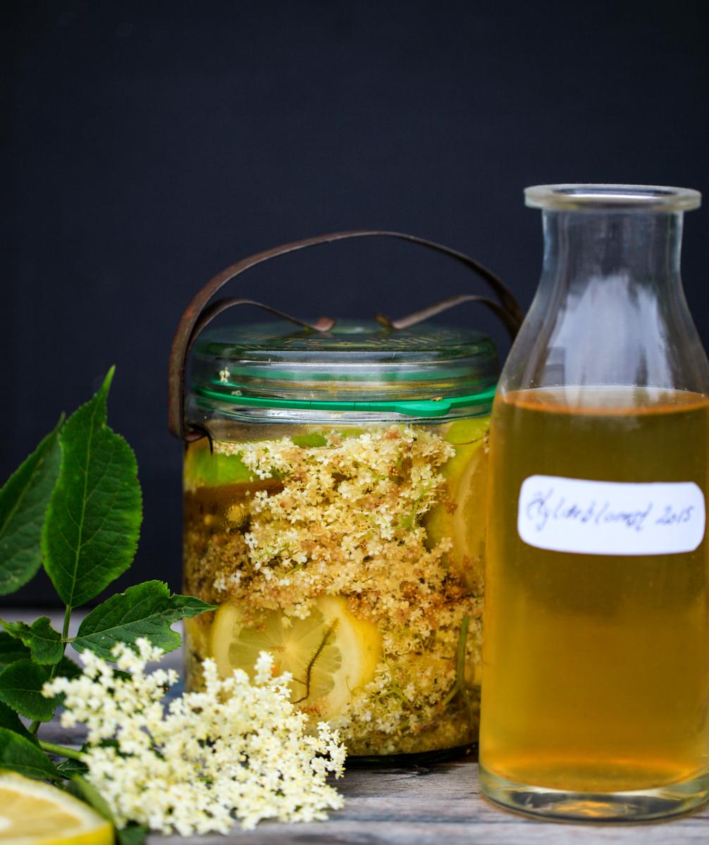 Hjemmelavet hyldeblomstsaft uden sukker dating 1
