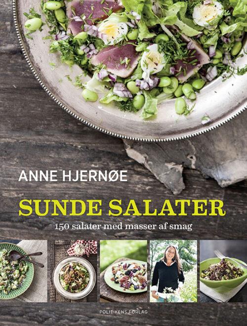 sunde salater bog