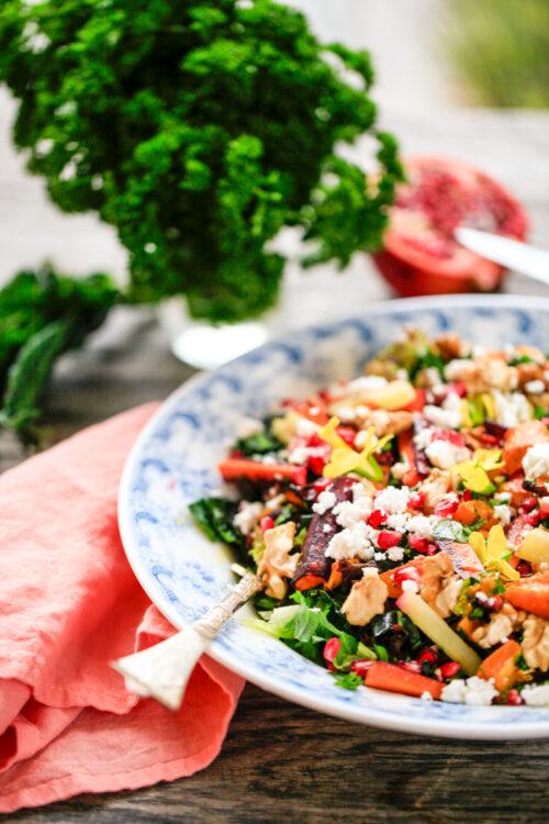Råkostsalat - Opskrift på Sund Råkostsalat med Ristet Quinoa – MadforLivet.com