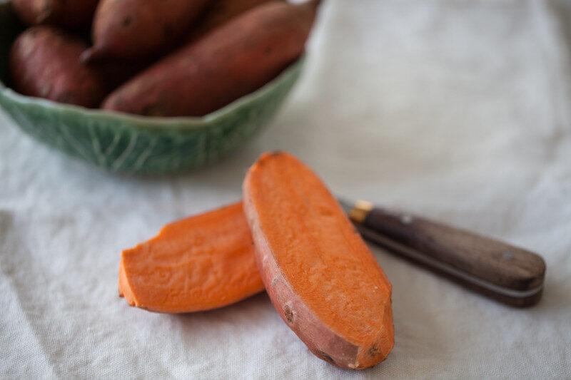 Søde Kartofler Er Sunde Madforlivetcom