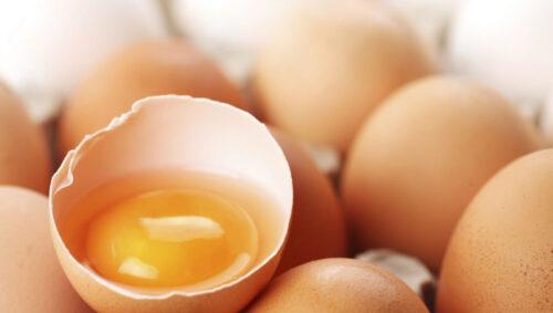 Aeg paavirker ikke kolesteroltallet