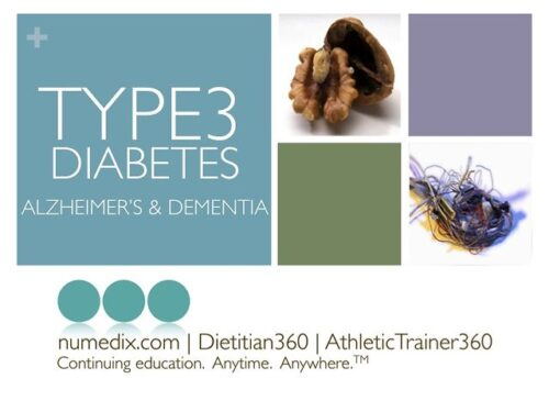 hvad er type 3 diabetes