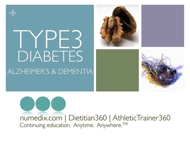 hvad er type 3 diabetes madforlivet com