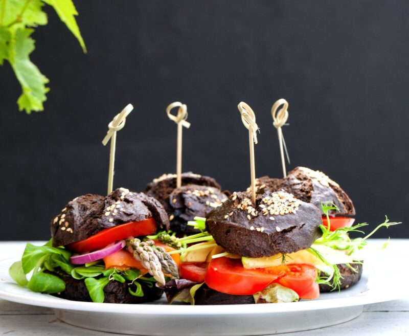 Sliders - sorte miniburgers