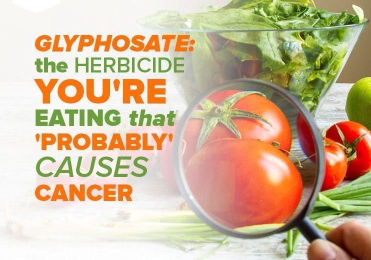 Round Up og glyphosat kan goere dig syg