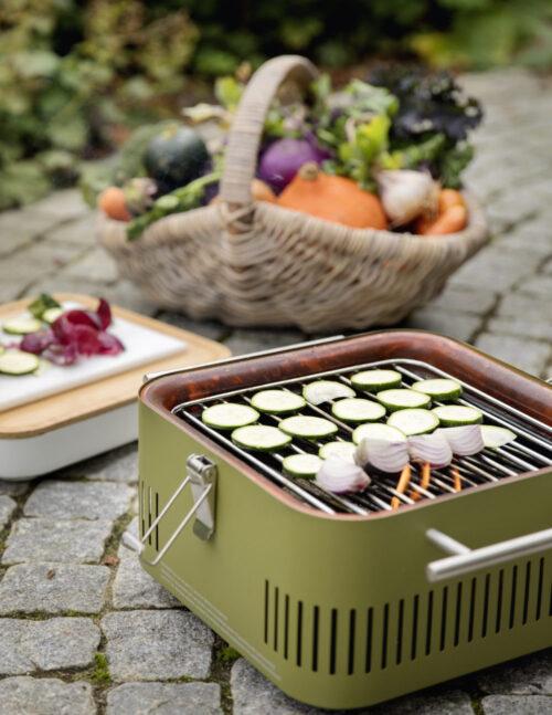 Den bedste bordgrill - Everdure transportable grill