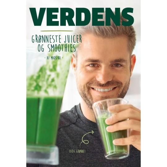 verdens groenneste juicer og smoothies