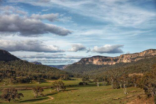 Paa eventyr i Australien og Tasmanien