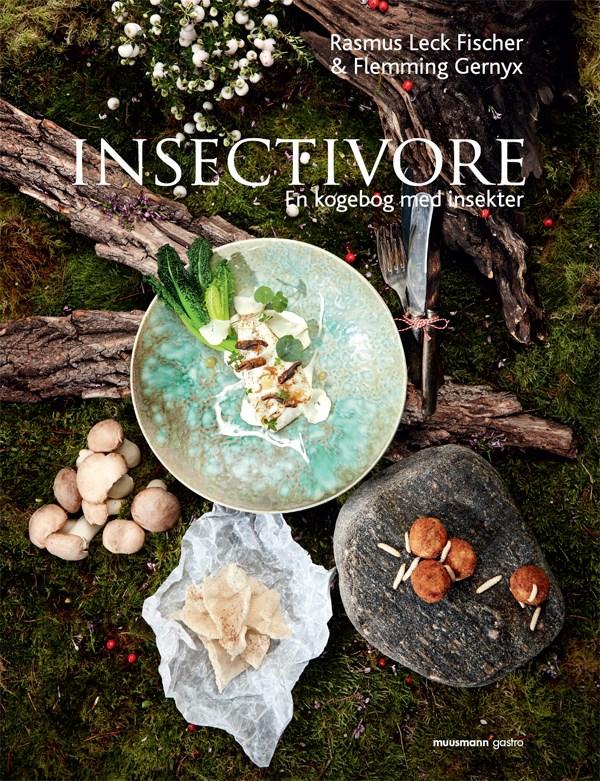 Insectivore - en kogebog med insekter