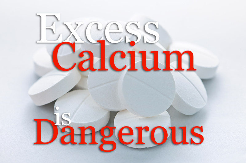 Vi misinformeres om kalk- og D vitamin tilskud