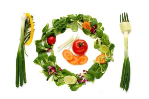 er vegetarer altid sundere?