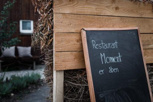 Restaurant Moment -en rigtig god oplevelse