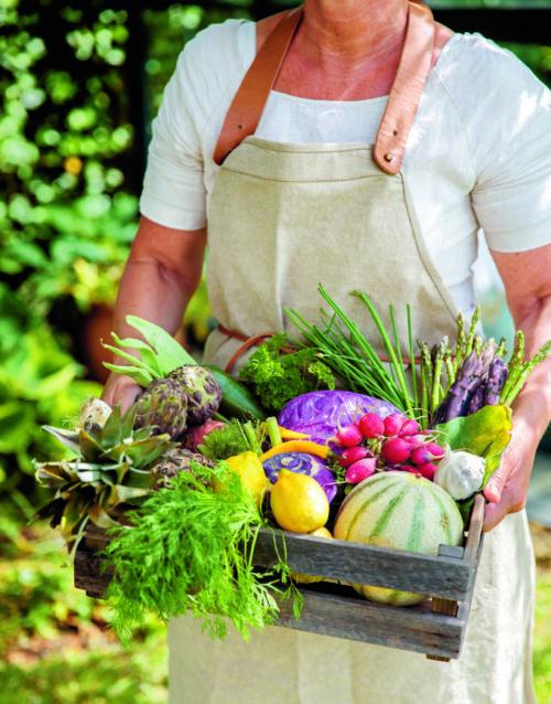 Er oekologiske groensager sundere?
