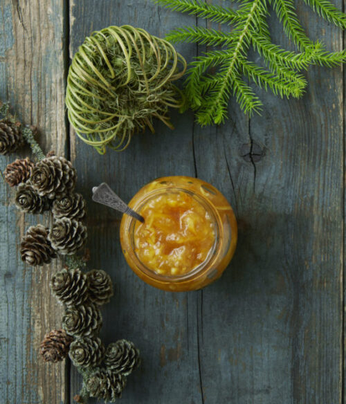 Hjemmelavet citrus marmelade