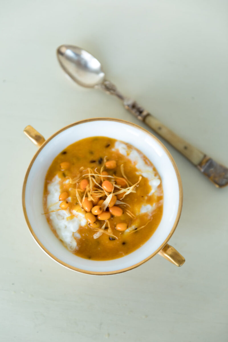 Risalamande - opskrift paa vegansk risalamande