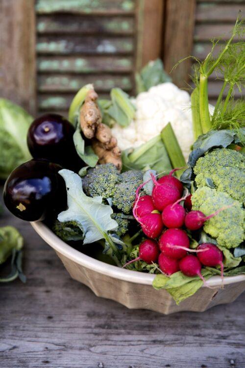Oekologisk mad hjaelper kroppen af med pesticider