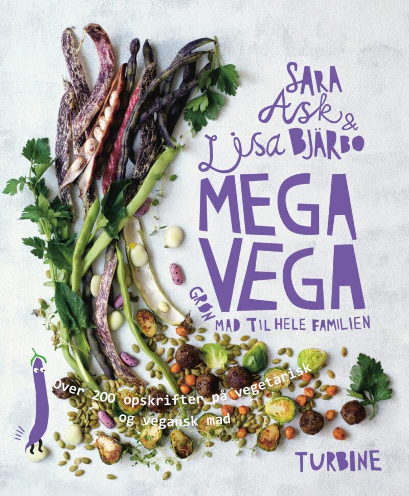 Mega vega - bog med vegetariske opskrifter