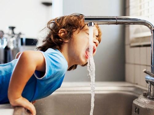 Forurening af drikkevandet