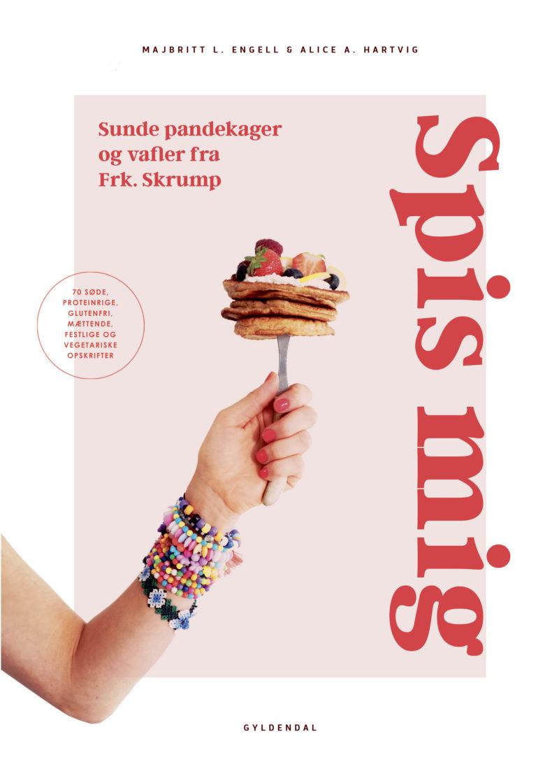 Spis mig - ny bog om pandekager