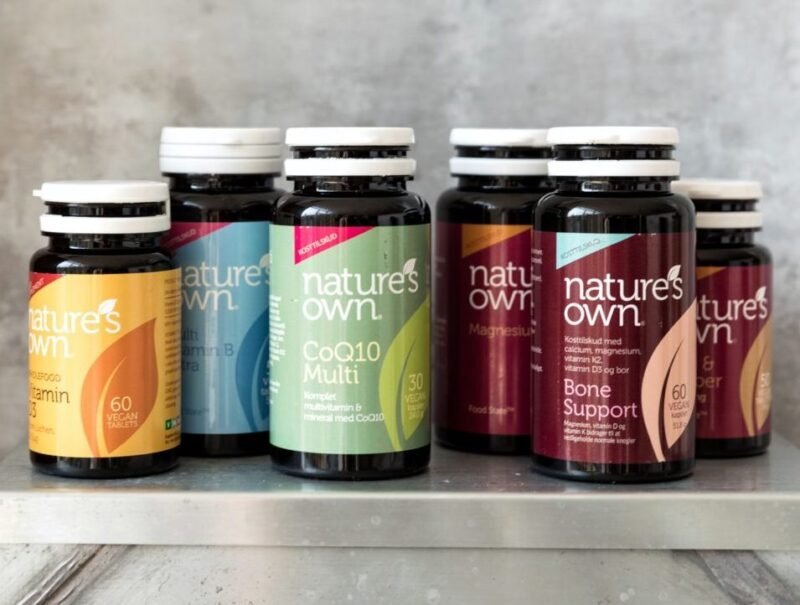 Natures Own - food state vitaminer og mineraler