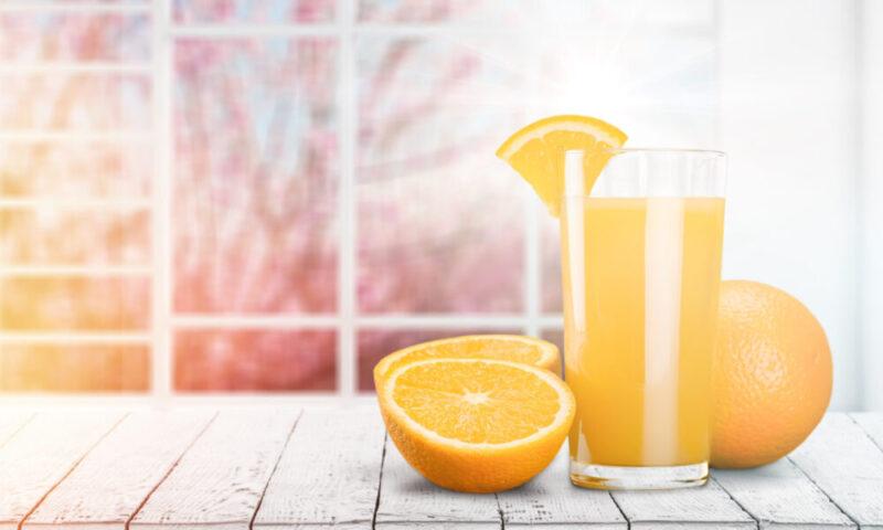 Frugtjuice - pas paa dit indtag af frugtjuice